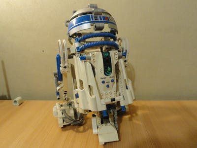 Droid Developer Kit R2D2 Reloaded