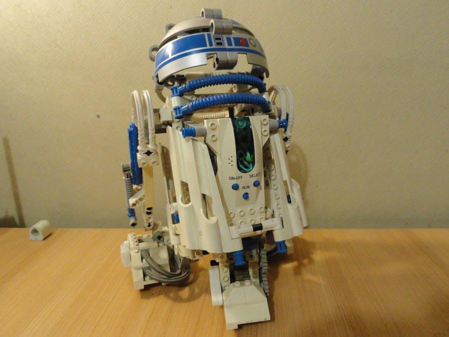 Droid Developer Kit R2D2 Reloaded