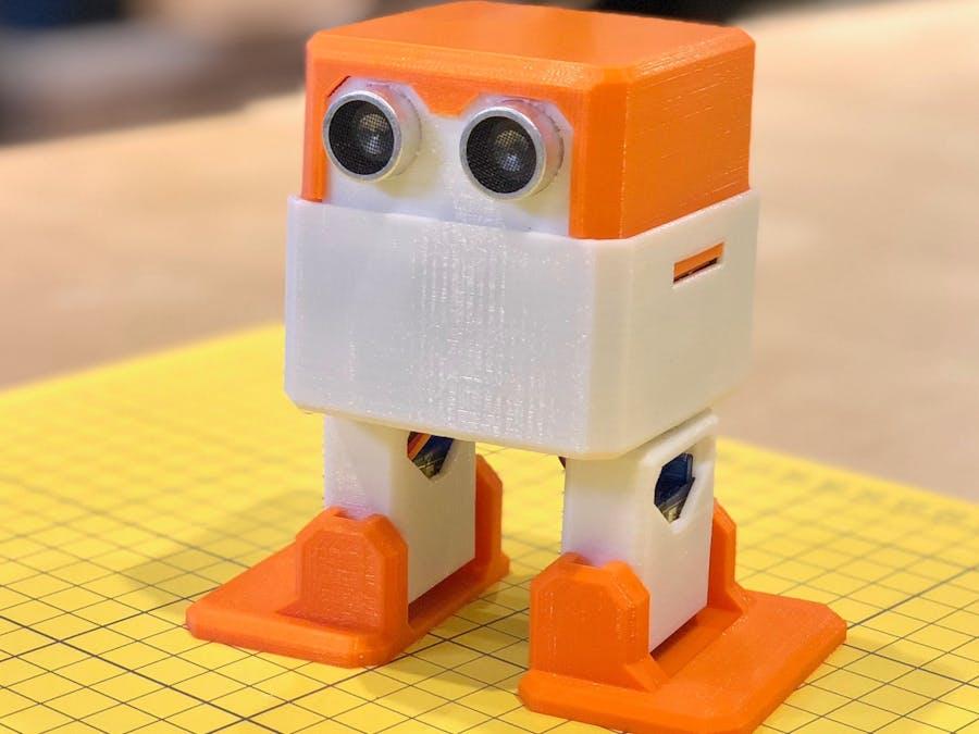 Wombatics Otto Robot