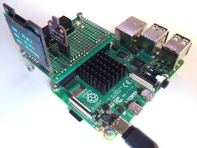 Raspberry Pi BME680 Viewer