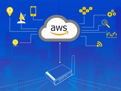 Connect RAKwireless Commercial Gateways to the AWS Cloud