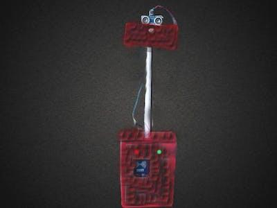 COVID-19 Temp Scanner
