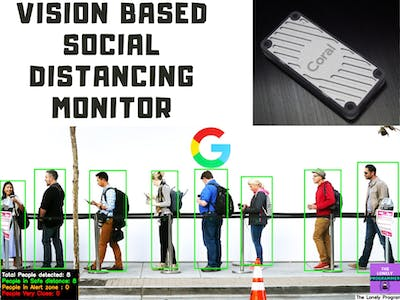Vision Based Social Distancing Monitor