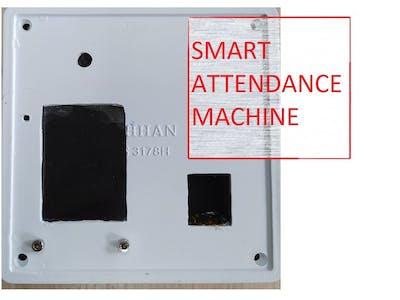 Smart Attendance machine