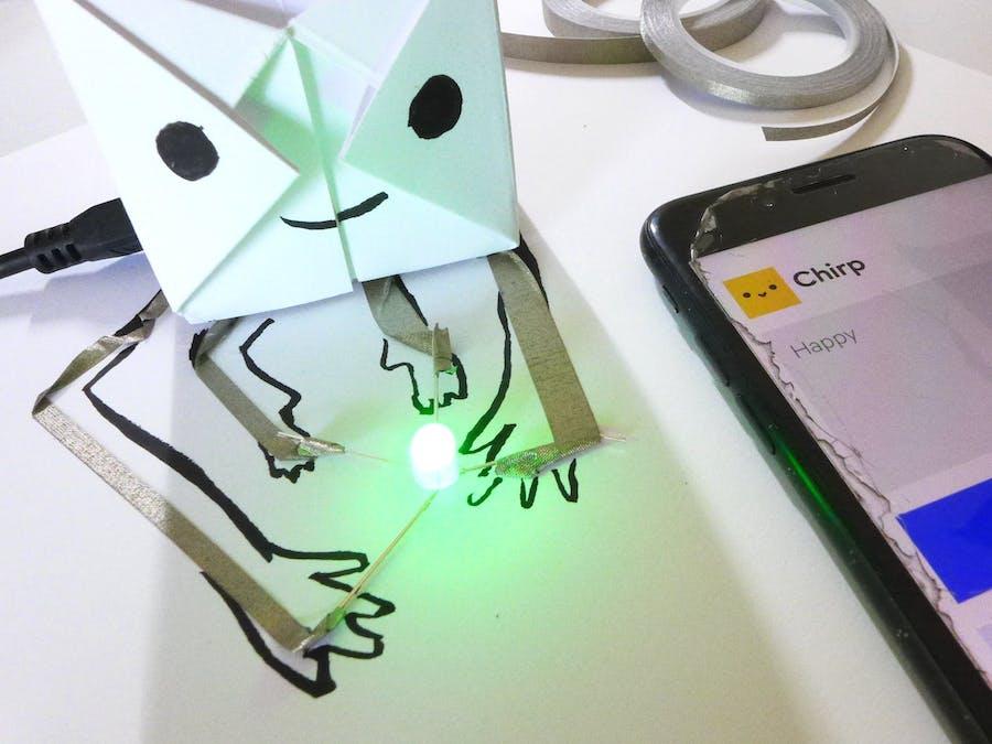 Paper Emotions Bot
