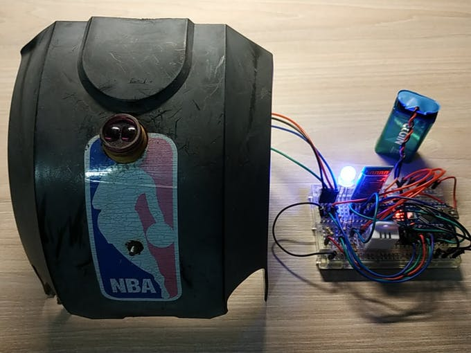 Smart basketball scoreboard components (version 2.0.0)