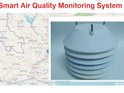 Smart Air Quality Monitoring System