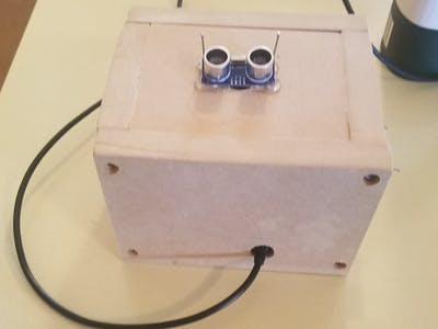 Ultrasonic Theremin