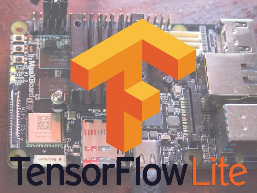 Installing and Using TensorFlow Lite on MaaXBoard