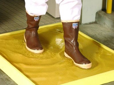 Shoes disinfection mat (con tactless)