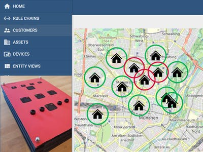 Hand Tools Only: The Community Health Monitor