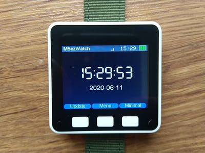 M5ezWatch