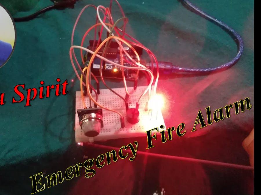 Emergency Fire Alarm
