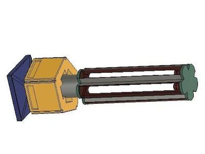 Disinfection Robot Hanth-x1