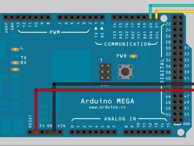 Digital Pressure Sensor– Arduino Workshop
