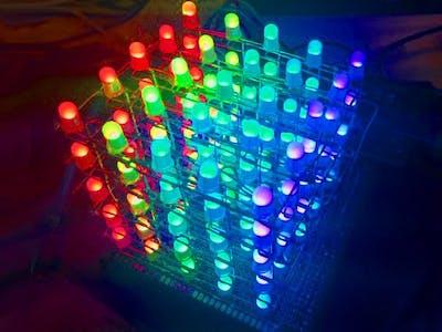 5x5x5 RGB Color Cube