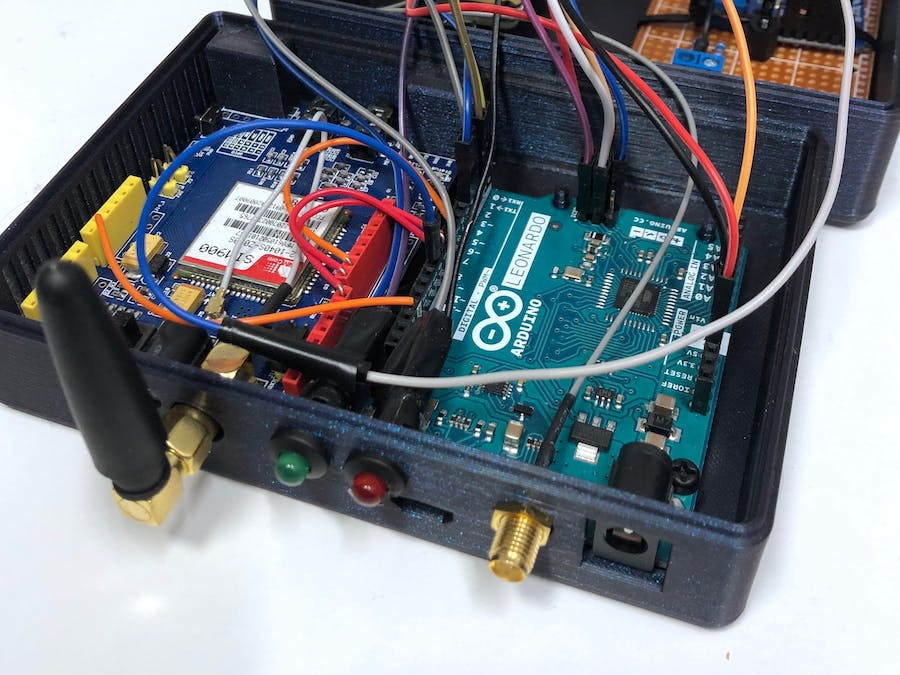 Car GPS tracker with thinger.io map integration - Arduino Project Hub