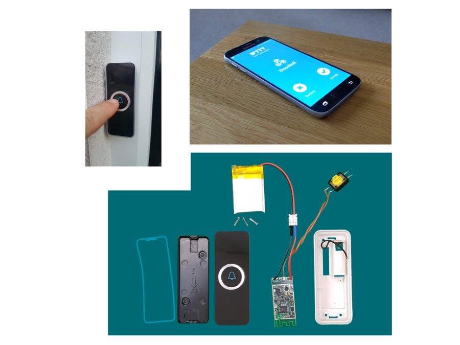IOT Doorbell - with custom voice calls