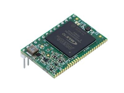 Send Encrypted Data via Kryptor (HSM/FPGA) and Raspberry Pi