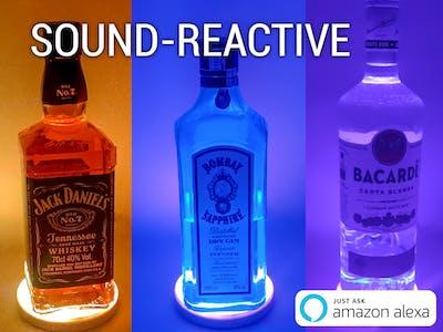 IoT Bottle Lighting Pad