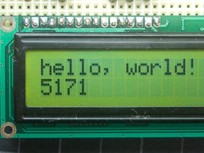 LCD Screens and the Arduino Uno