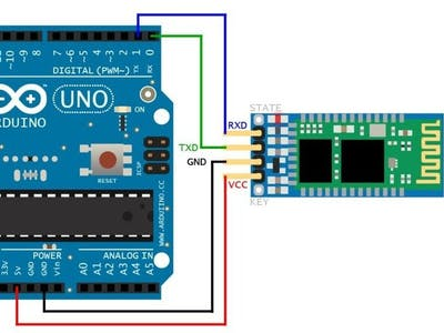 Arduino and HC-05 Bluetooth Module Tutorial