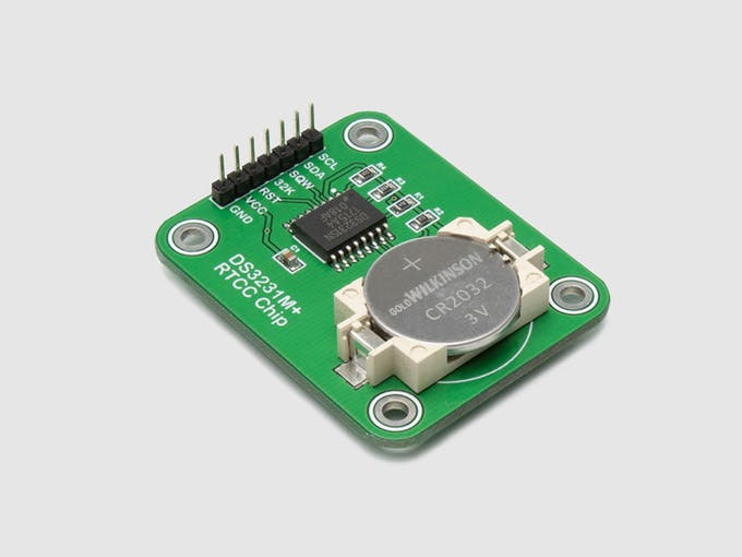 DS3231 Real Time Clock Board