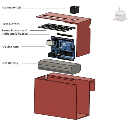 The control module