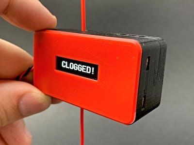 3D Printer Clog Detector V2