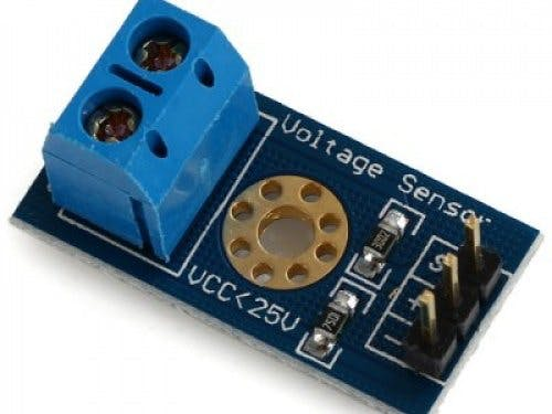 How to Connect Arduino with Voltage Sensor