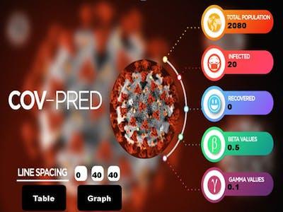 COVID Predict App