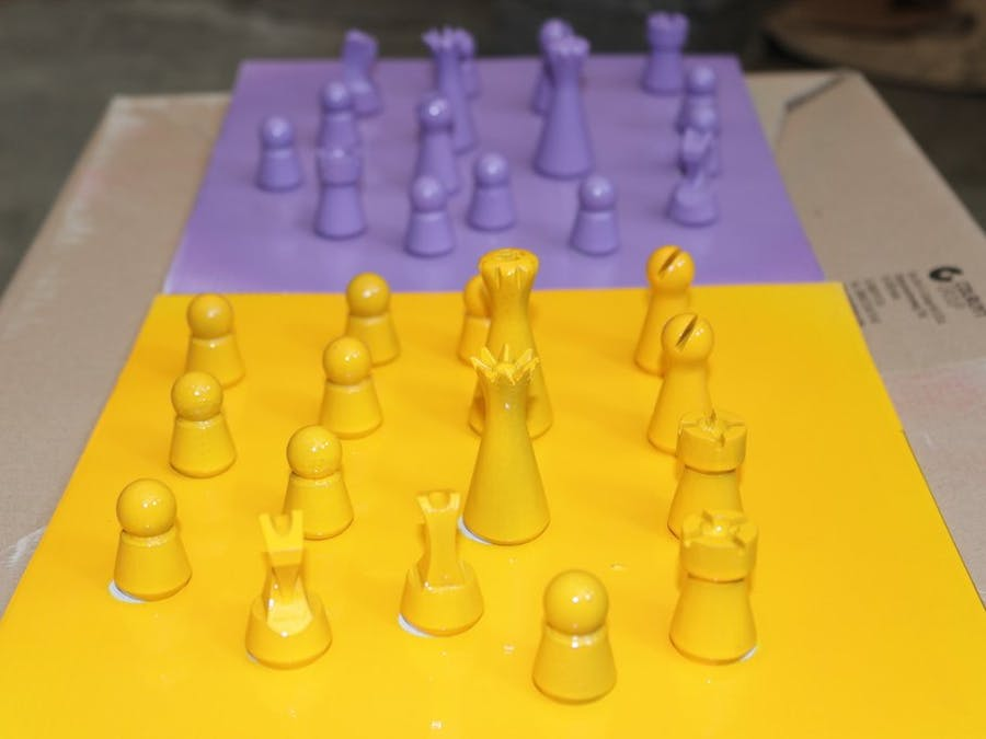 The Distanced Pawn