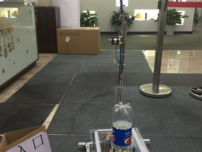 Automatic spray sterilizer