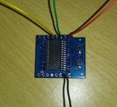 Just WEMOS D1 Mini Matrix LED Shield