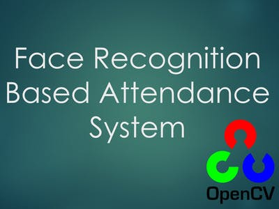 Face Recognition Based Attendance System