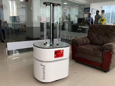 C-Astra Robot - Invento Robotics