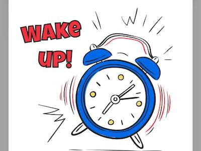 Alarm Clock using Bolt IoT