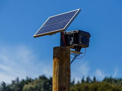 How to power your Arduino using Solar Panel