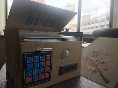 Facemask ATM + Reminder