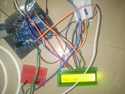 DIGITAL TOSSER (Using Arduino UNO)