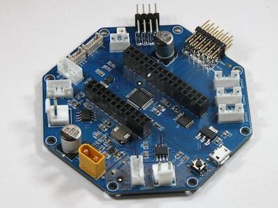 RoverWing - Robotics Controller Board