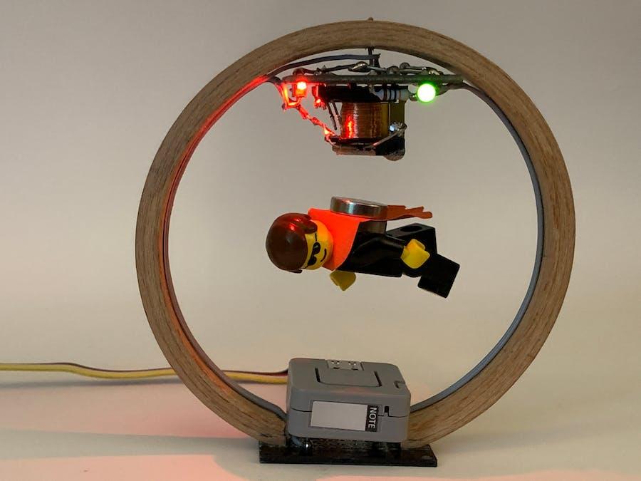 Magnetic Levitation – The DigitalWay
