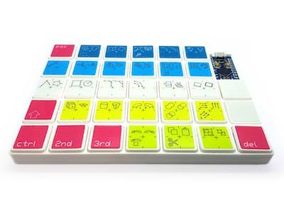 Customizable CAD Keyboard