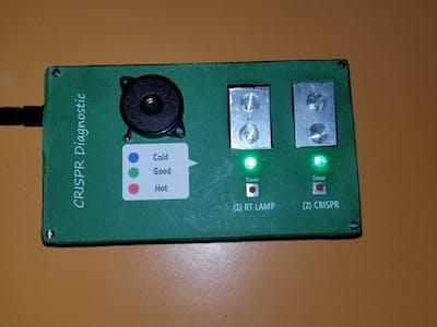 Heatblock for COVID-19 Testing