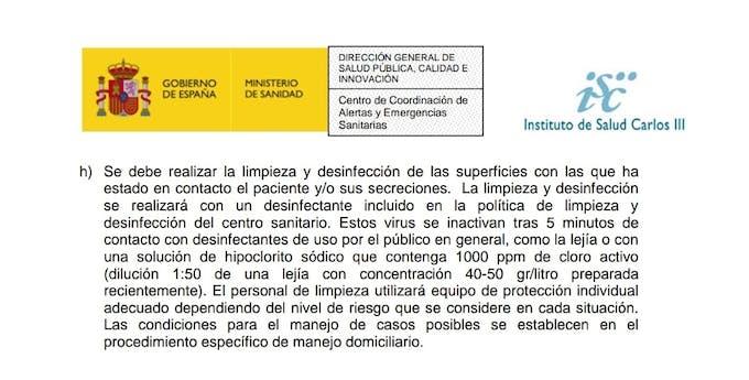 Spanish release