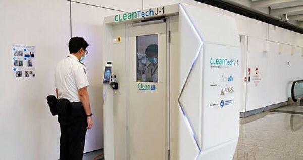 Cleantech J-1 cab