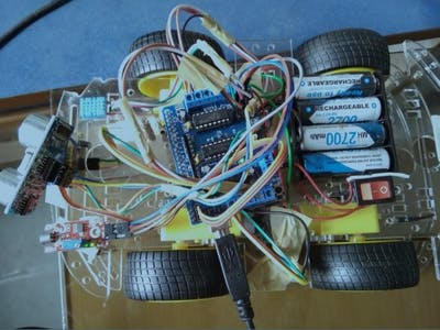 Human Detection Robotics System Using Arduino Uno