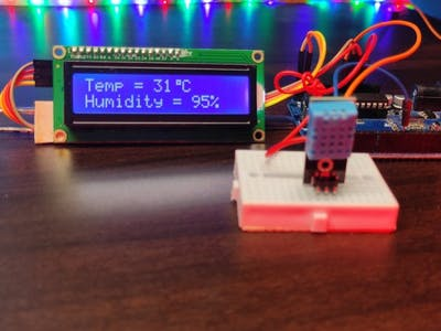 How to Make Simple Weather Station