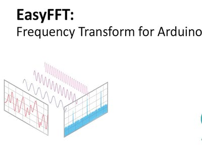 EasyFFT: Fast Fourier Transform (FFT) for Arduino