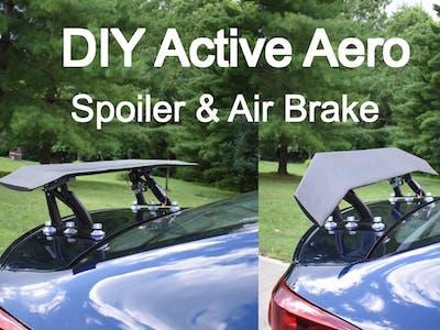 DIY Active Aero